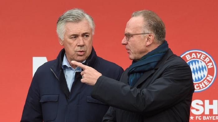 鲁梅尼格:安切洛蒂是一名非常优秀的教练