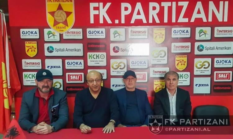 电话门主角莫吉再就业出任阿尔巴尼亚俱乐部顾问
