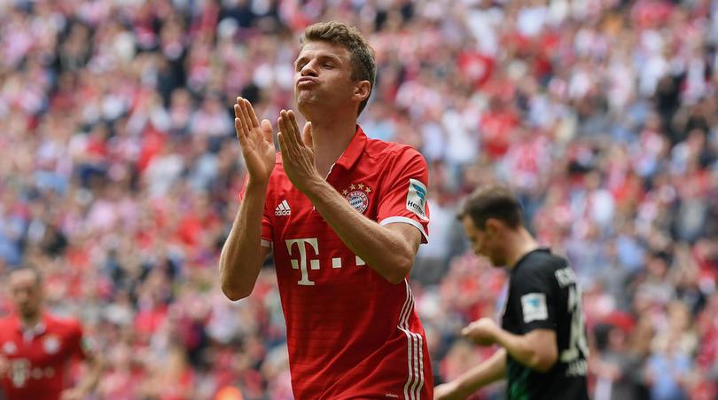 哈曼:也许拜仁应该考虑其他球队对穆勒的报价