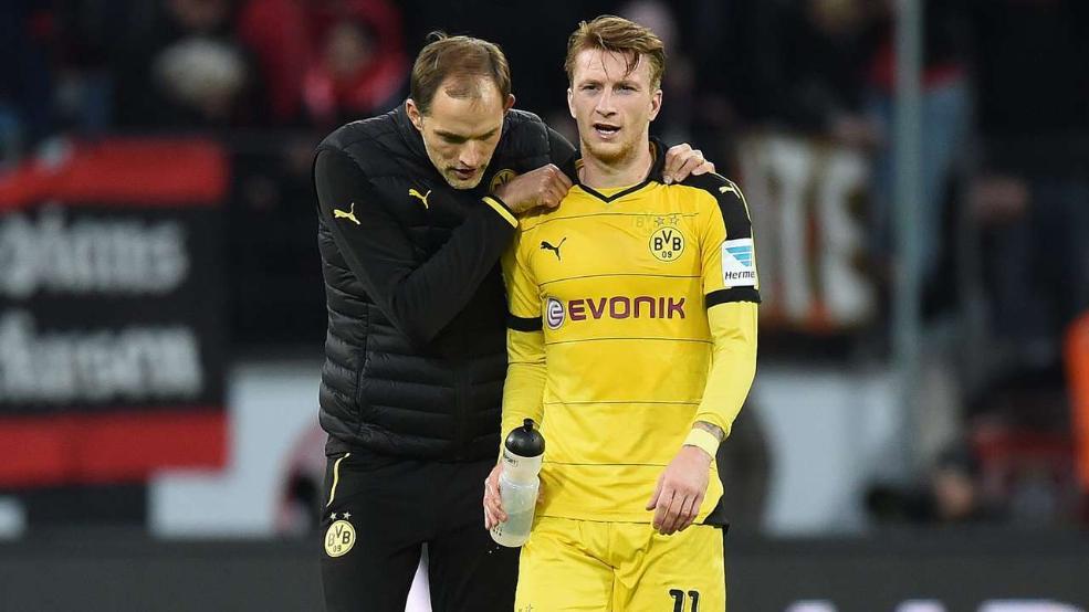 德媒:罗伊斯新赛季或接替施梅尔策成为队长