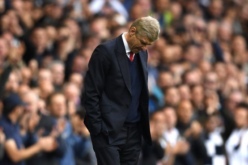 温格:当阿森纳输球时,我比任何人都要痛恨自己