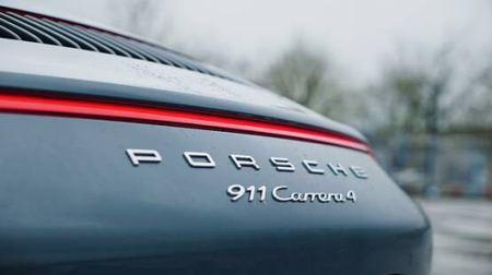 魔都的雨,保时捷911,四轮驱动 测评