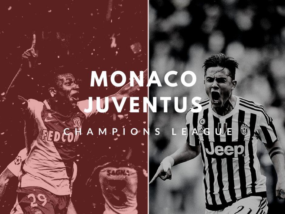 摩纳哥vs尤文首发:姆巴佩和迪巴拉领衔