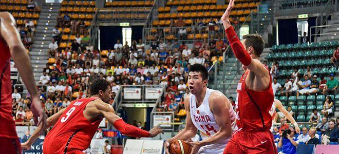 国奥主帅谈邹雨宸参加NBA选秀:我很看好他