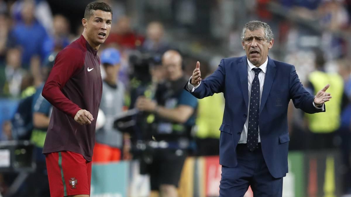 葡萄牙队主帅:不解国人有时为何如此不重视C罗
