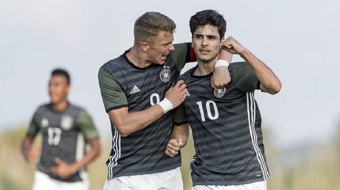 两连胜!德国U17青年队提前锁定八强资格