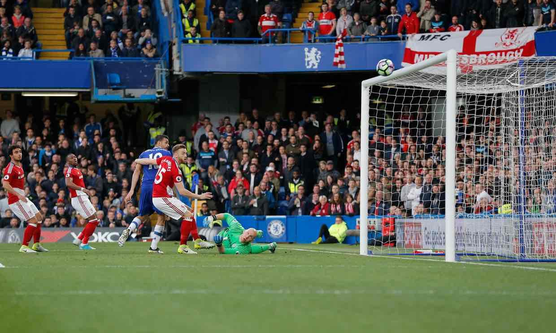 0-3不敌切尔西,米德尔斯堡提前降入英冠