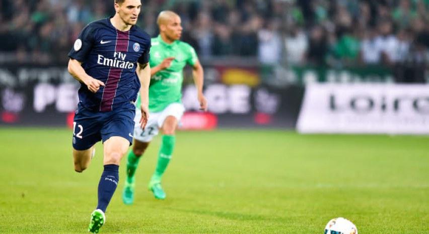 脚踝有伤将接受手术,巴黎后卫默尼耶赛季报销