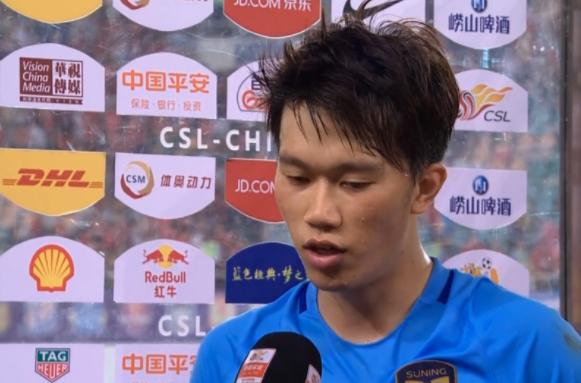 谢鹏飞:我们已展现拼搏精神,自己还有很多不足