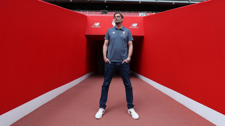 克洛普专访:大英球迷想要意式防守、西班牙中场和荷兰进攻