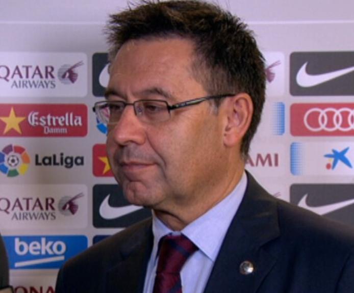 巴托梅乌:巴萨将在国王杯决赛后公布新任主帅