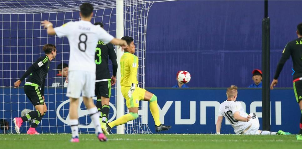 U20世界杯第4日B组:德国战平;委内瑞拉大胜