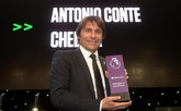 官方:切尔西主帅孔蒂当选本赛季英超最佳教练