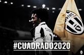 官方:尤文图斯正式签约夸德拉多至2020年