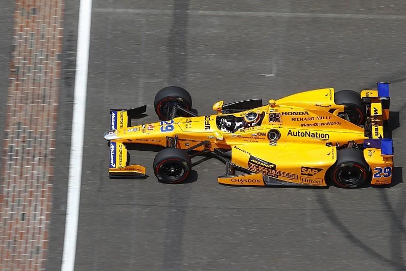 阿隆索承诺:Indy500,我还会回来的