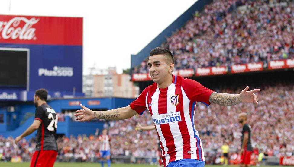 传国际米兰有意引进马德里竞技前锋科雷亚