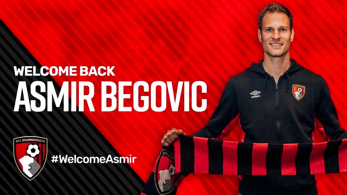 官方:伯恩茅斯签下切尔西门将贝戈维奇
