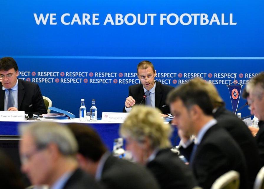 官方:欧足联决定在加时赛增加第四个换人名额