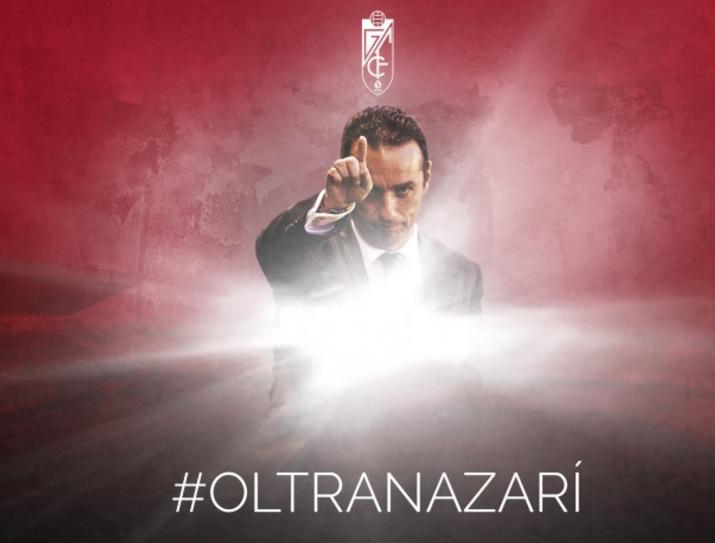 官方:格拉纳达宣布奥尔特拉接替亚当斯成为主帅