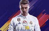 官方:C罗成为FIFA18封面人物