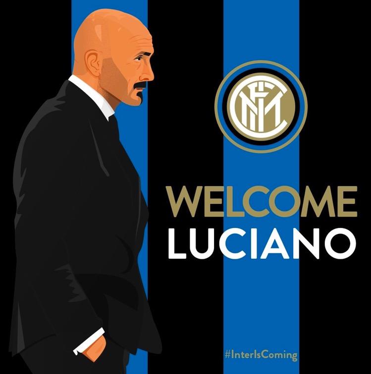 官方:斯帕莱蒂出任国际米兰主教练