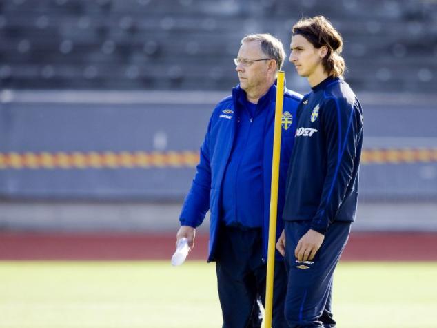 瑞典媒体发布调查,超六成球迷不希望伊布重回国家队