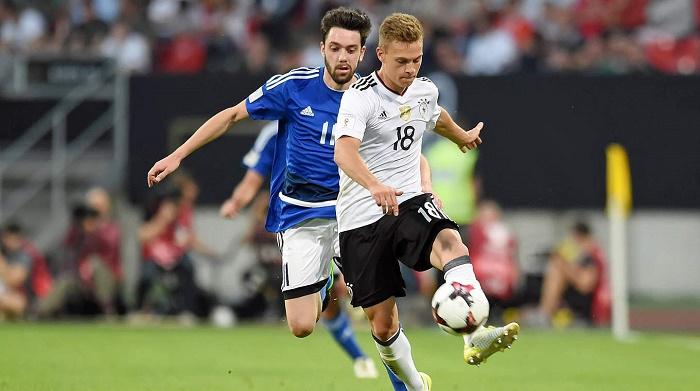 四次助攻!基米希当选德国圣马力诺之战最佳球员