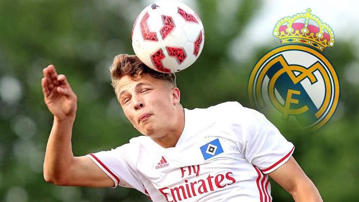 汉堡小神锋阿尔普选择留队,皇马等多支豪门曾有意