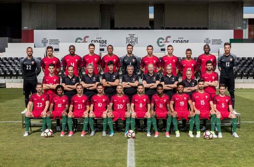 葡萄牙联合会杯23人大名单:C罗佩佩领衔