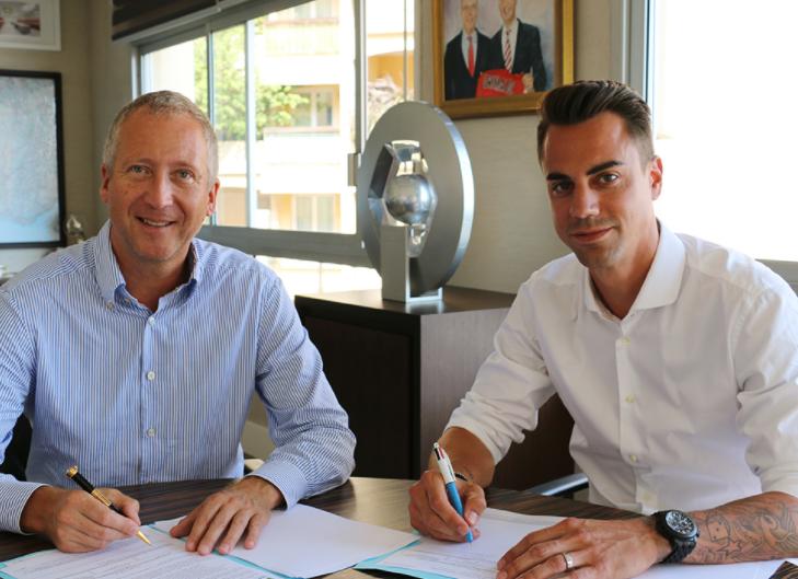 官方:摩纳哥签下沃尔夫斯堡门将贝纳里奥