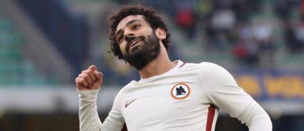 埃及媒体:利物浦将接受罗马对萨拉赫的要价