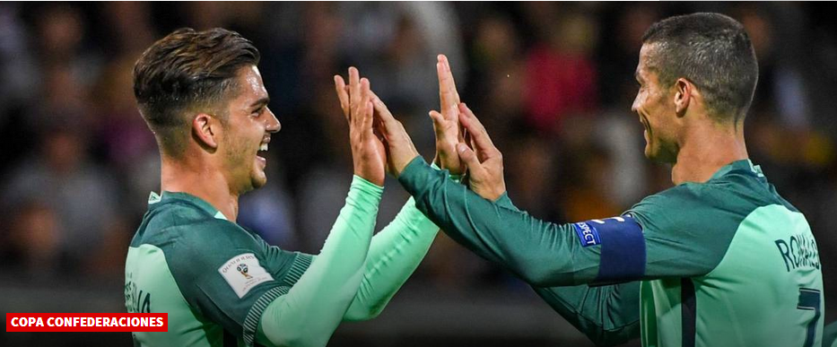 安德烈-席尔瓦:C罗对联合会杯冠军充满渴望