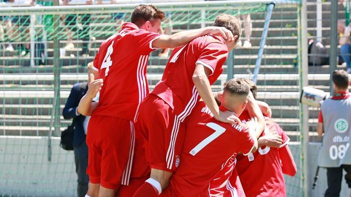 德国联赛u17_击败不莱梅,拜仁U17获得德国青年联赛冠军_虎扑国际足球新闻