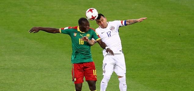 回放技术抢戏比达尔巴尔加斯破门,智利2-0喀麦隆
