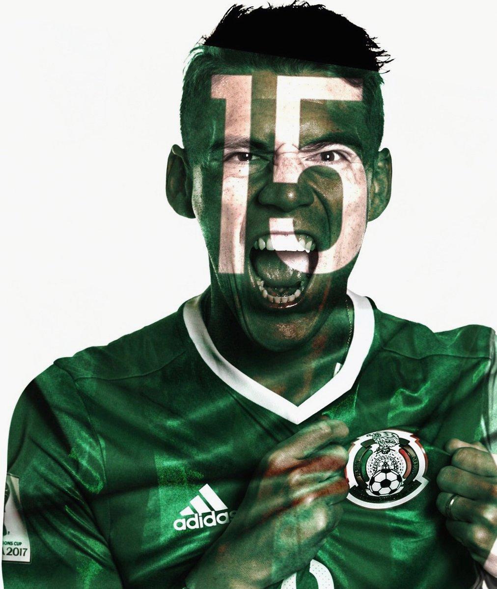 GIF:顽强扳平!墨西哥后卫接角球头球破门