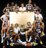 [百科]29年前的今天,湖人三次抢七夺冠