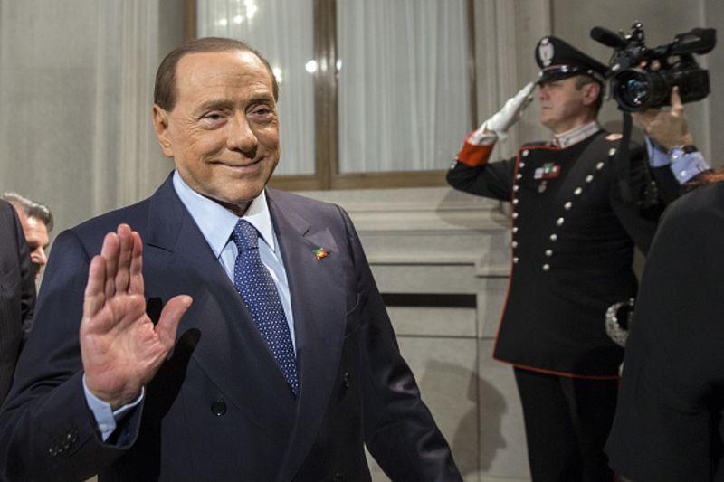 贝卢斯科尼:不要太责怪唐纳鲁马,意大利政坛更值得担心