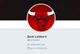 拉文发推感谢森林狼,并已更换推特头像