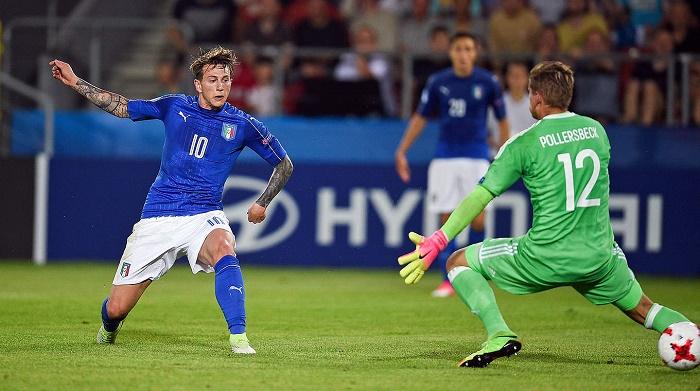 汉堡新任门将当选德青和意大利之战最佳球员