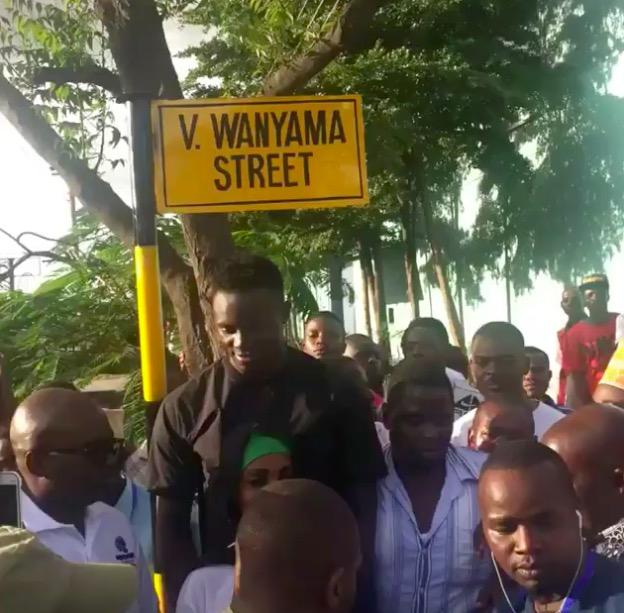 玩笑而已?坦桑尼亚万亚马之路挂牌一天即被撤下