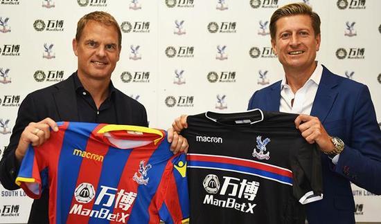 水晶宫足球俱乐部宣布万博成为新球衣胸前赞助商