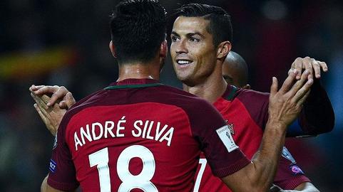 葡萄牙国脚谈对阵智利:我们想继续创造历史