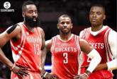 NBA投篮教练打趣保罗交易:正考虑加入火箭