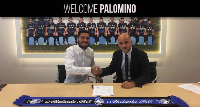 官方:亚特兰大签下阿根廷后卫帕洛米诺