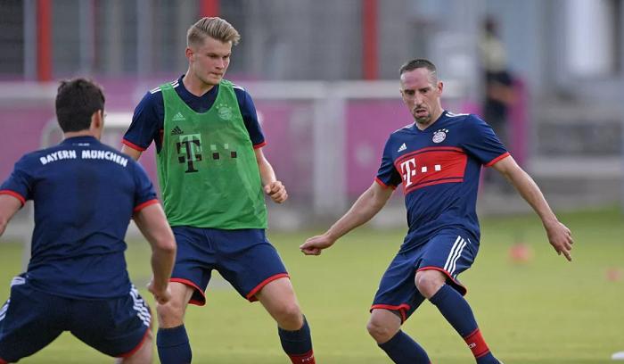 重新起航!拜仁正式开始新赛季备战训练