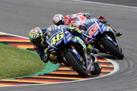 Rossi:虽然只是第五名,但我对新车架很满意