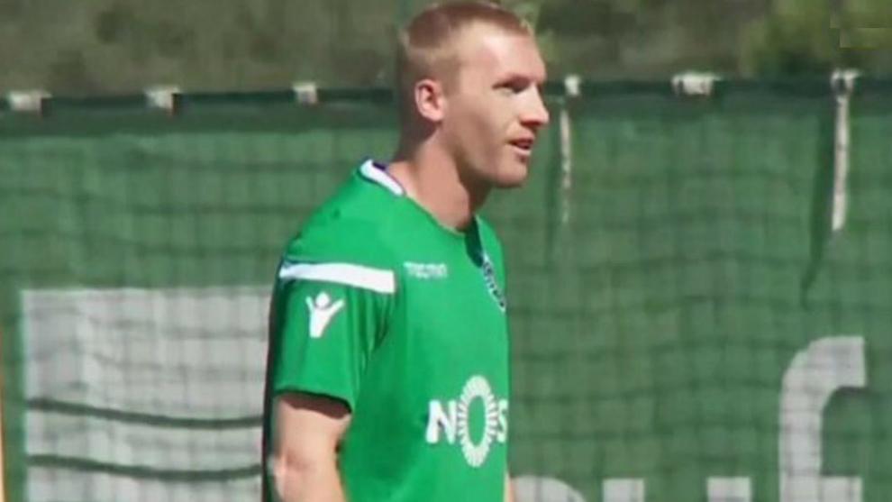 巴萨后卫马蒂厄已开始在葡萄牙体育进行试训