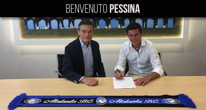 官方:亚特兰大签下后卫卡斯塔涅和中场佩西纳