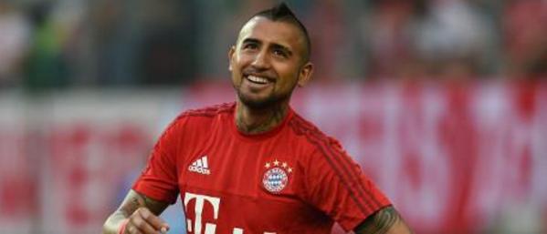 智利媒体:拜仁中场比达尔拒绝国米邀请