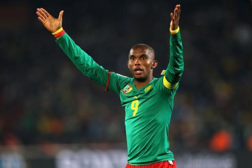 法媒:马赛拒绝了引进36岁喀麦隆前锋埃托奥